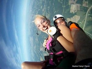 Make Your First Skydive!